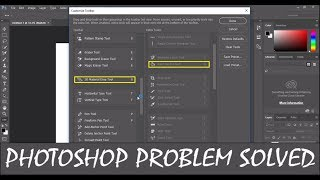 Eyedropper and paint bucket tool locked - Photoshop Problem Solved
