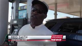 NEA Drivers Plagued By Higher Gas Prices