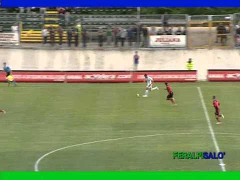 immagine di anteprima del video: VIRTUS LANCIANO-FERALPISALO´ 1-2