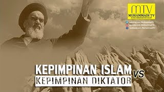 Kepimpinan Islam VS Kepimpinan Diktaktor
