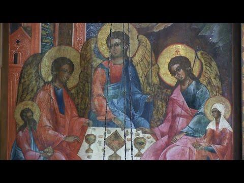 Молитва Троице Живоначальной о просвещении народа нашего