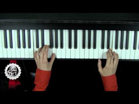 MENDELSSOHN - Wedding March - Piano Tutorial SLOW