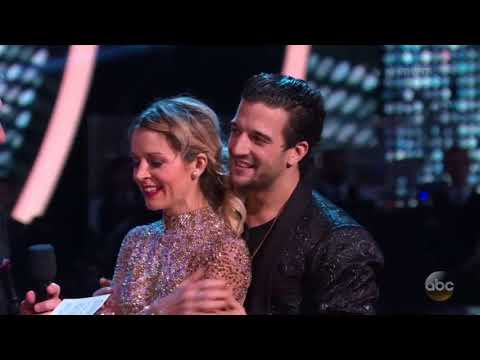 (HD) Lindsey Stirling and Mark Ballas Fusion Dance - Dancing With the Stars Finale 10 S25E11