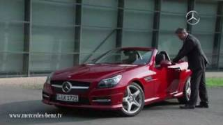 2012 Mercedes-Benz SLK From Concept to Production