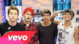 Just Saying - 5 Seconds of Summer Official Lyric Video