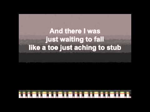 Just About Glad by Elvis Costello - with Lyrics
