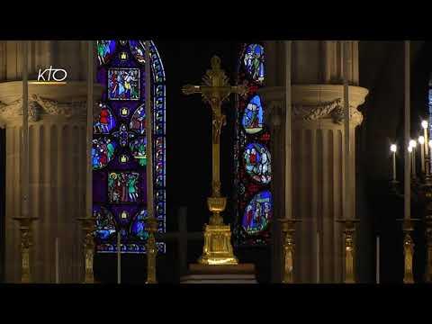 Vêpres du 4 mai 2021 à Saint-Germain-l'Auxerrois