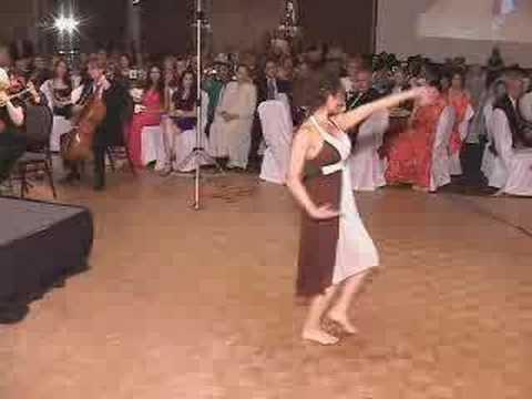 Zoroastrian Symphony Orchestra, Toronto Canada 2006 Farobag Homi Cooper, conductor Zeena Dotiwalla, dancer