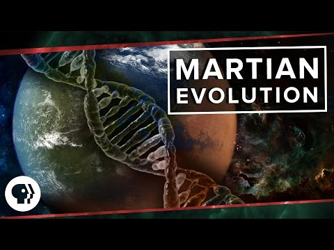 Martian Evolution | Space Time