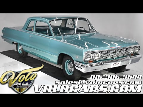 1963 Chevrolet Biscayne (CC-1422224) for sale in Volo, Illinois