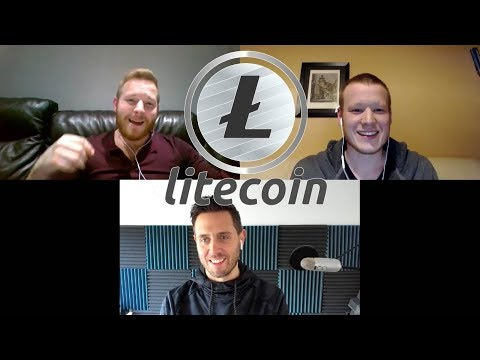Crypto Capital Venture Interview! Litecoin To The Moon! #Podcast19