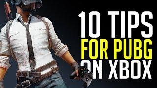 10 PUBG Xbox One Tips (Playerunknown