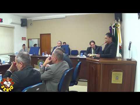 Tribuna Vereadora Cida Nunes dia 21 de Agosto de 2018