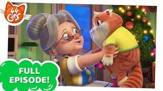 تحميل اغاني 44 Cats | Santa's little helper [FULL EPISODE] MP3