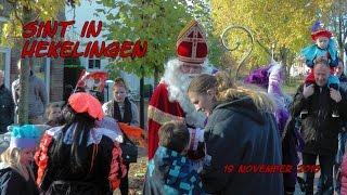 Sinterklaas Intocht van Hekelingen 2016