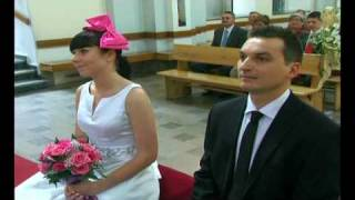 Magdalena i Tomasz kazanie