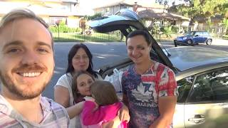 Иммигранты с Донбасса •5 Дней в США (ч. 2)
