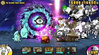 Battle cats 6.6 English The Wormhole Opens