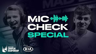 Kia #LEC Mic Check: Best Moments (Spring 2020)