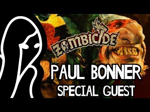 Special Guest - Paul Bonner