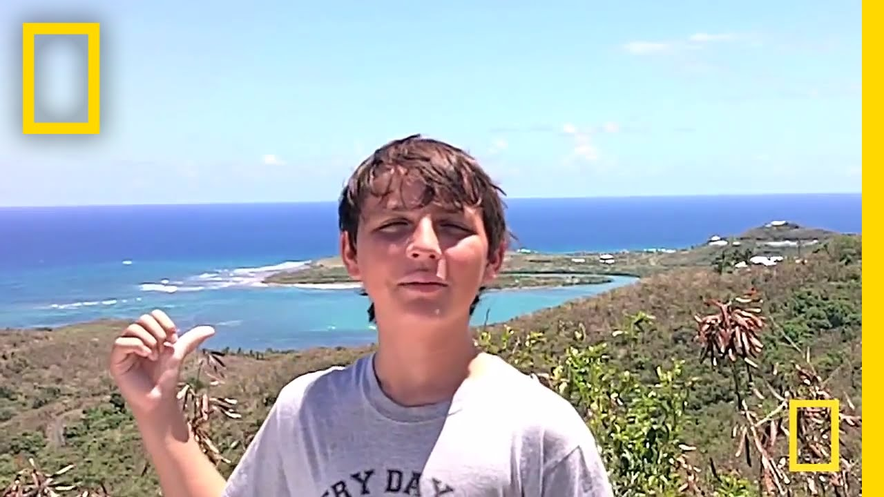 Atlantic Territories Finalist | National Geographic Bee 2011 thumbnail