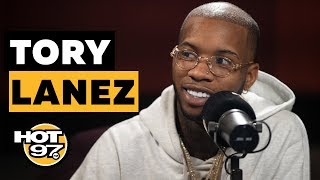 Ebro In The Morning - Tory Lanez Addresses Joseline Hernandez Rumors, His Hairline + Makes A BIG Announcement!