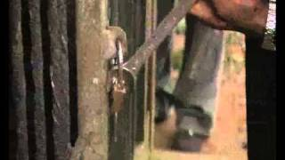 preview picture of video 'The Advanced Team and the AEF Team Help Break the Lock Off Claudes Cage in the CAR'