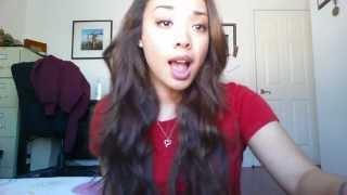 """Adore"" - Cashmere Cat ft. Ariana Grande Cover by Alina Jasmine"