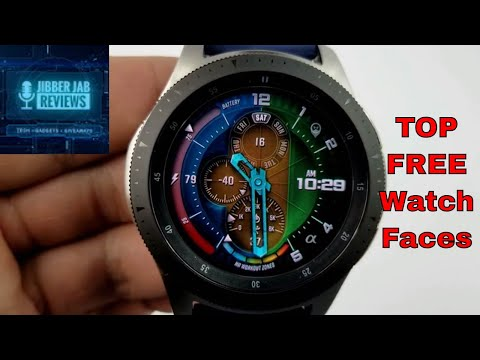 TOP FREE Must See & Must Download Samsung Galaxy Watch/Gear