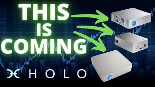 HOLO Cryptocurcy Mining.