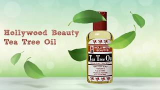 Hollywood beauty tea tree oil for acne review