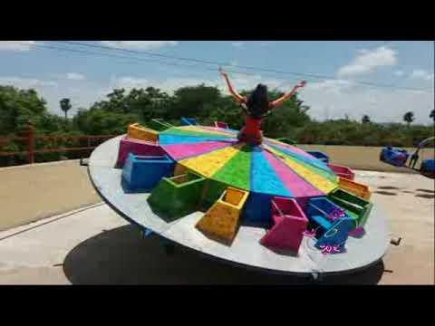 Amusement Rides - Mini Tora Tora