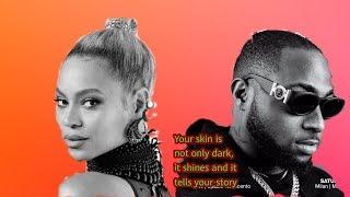 Beyoncé   BROWN SKIN GIRL (audio) (Remix) Ft. Davido