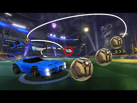 Rocket League Gamers Are Awesome #3 | BEST GOALS & SAVES EVER: ft.Rizzo, Scrub Killa, Squishy Muffin