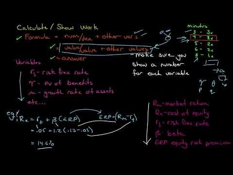 Level 3 Seminar AM Exam Strategies