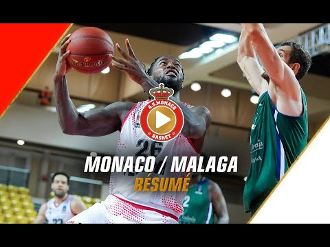 [MINI-MOVIE] Monaco - Malaga | EUROCUP