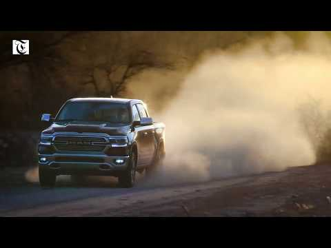 Video: A first look at the 2018 Ram 1500 before its Oman launch
