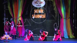 DURGA Bollywood Dans Kumpanyası - ZORLU PSM Gösterisi