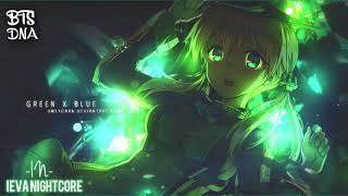 【Nightcore】BTS   DNA