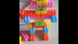 Block Building For Kids | Block Building Games Robot