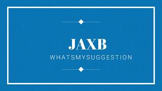 How To Do Marshalling And UnMarshalling Using JAXB?.Explained In Detail