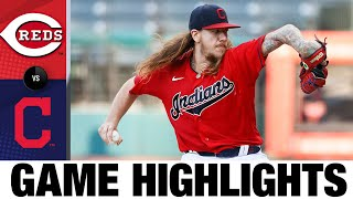 Mike Clevinger, César Hernández lead Indians past Reds | Reds-Indians Game Highlights 8/5/20