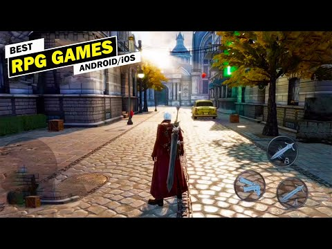 10 Best RPG Games For Android & iOS 2020/2021 [ARPG/RPG/MMORPG]
