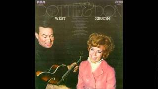 Don Gibson & Dottie West - Lock, Stock, And Teardrops
