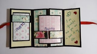 Beautiful Handmade Birthday Greeting Card Idea | Handmade Birthday Card