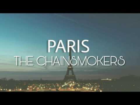 paris lyrics the chainsmokers
