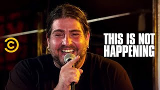 Big Jay Oakerson Sees Some Boobs - This Is Not Happening - Uncensored