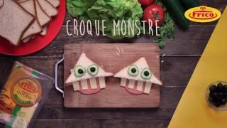 FRICO : Croque monstre