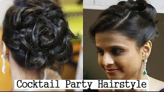Cocktail Party Hairstyle