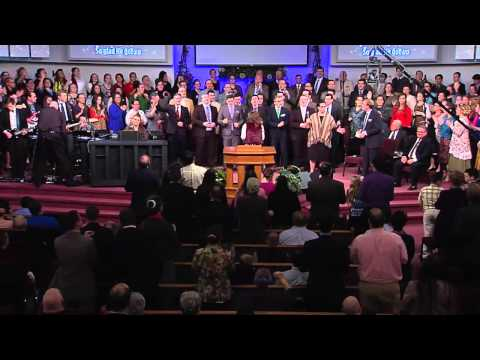 """He Got Up"" – FAC Sanctuary Choir"